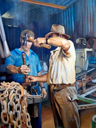 Building the Log Splitter