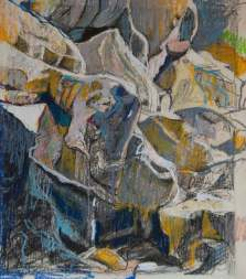 Hillside Study - Jenolan Caves III