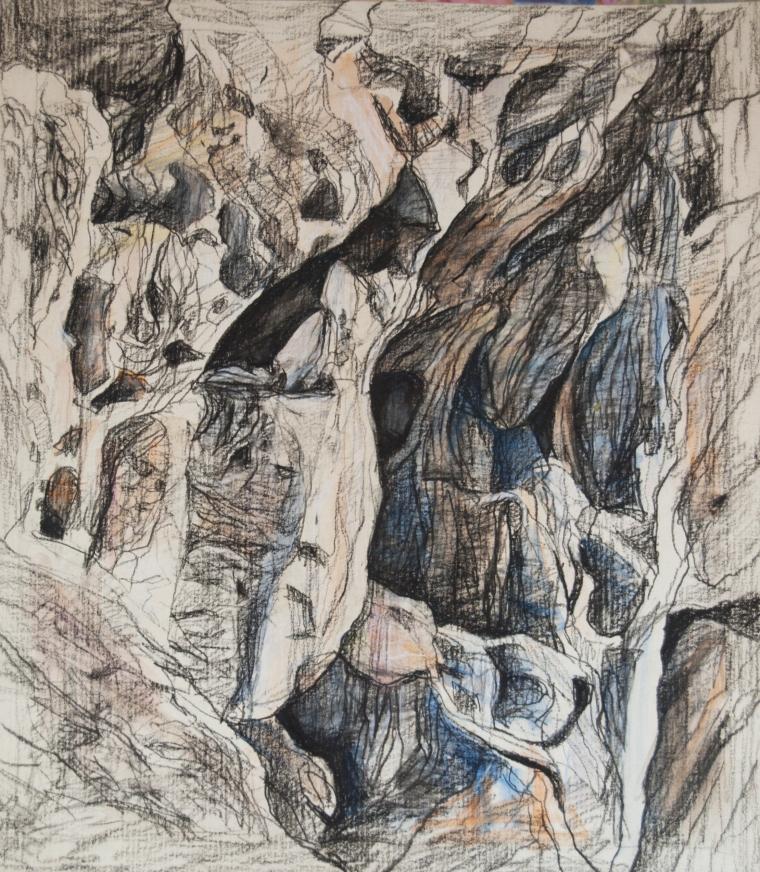 Hillside Study - Jenolan Caves I